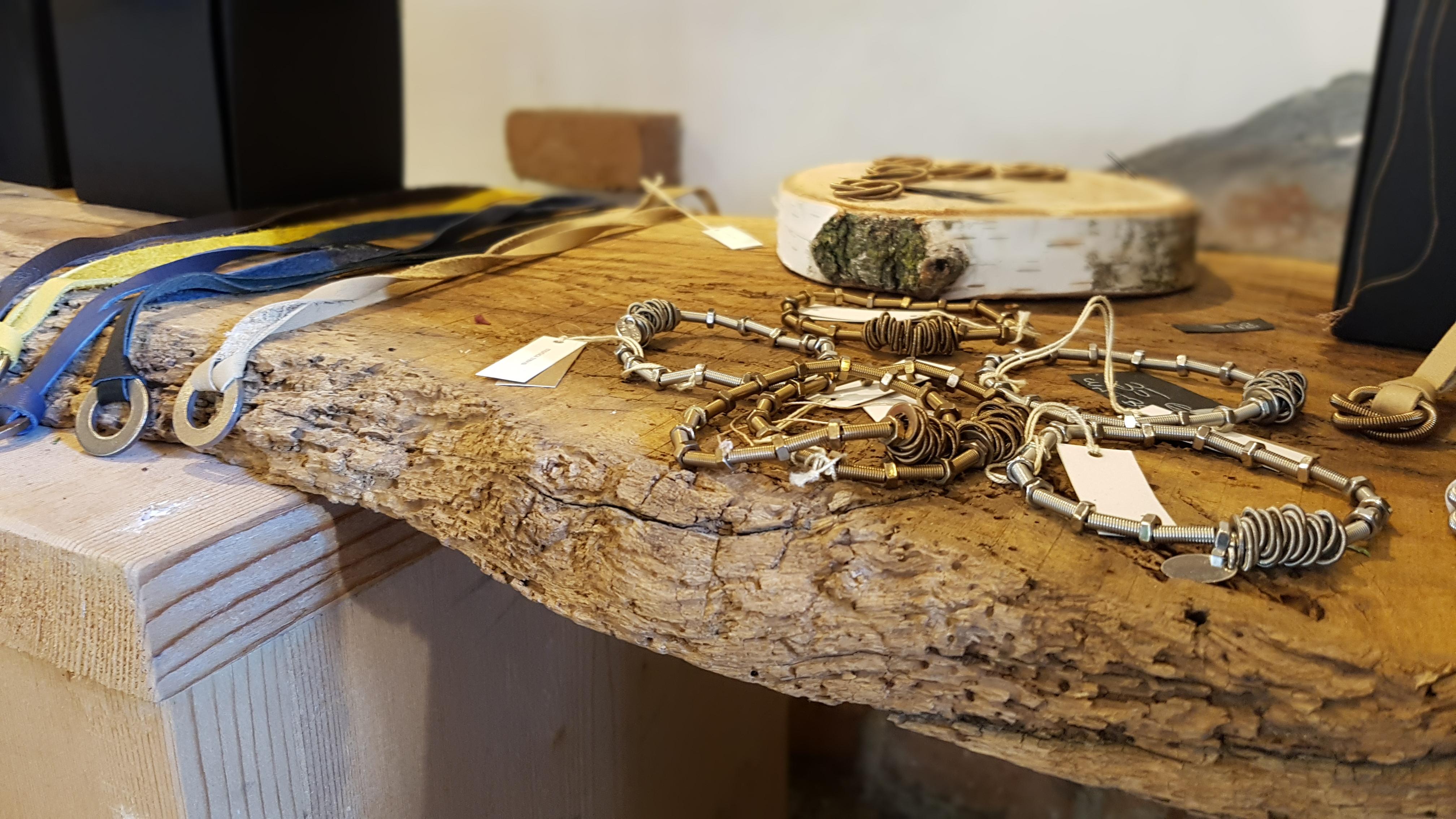 I gioielli di Monica Faggian