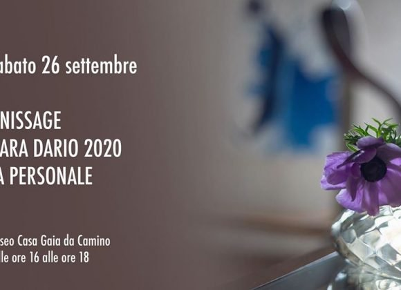 Finissage Mara Dario 2020 – La Personale